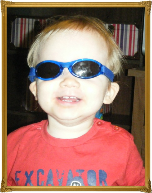 Fun Photo Fun – Sun Shades in Winter The Oliver\\\'s Madhouse