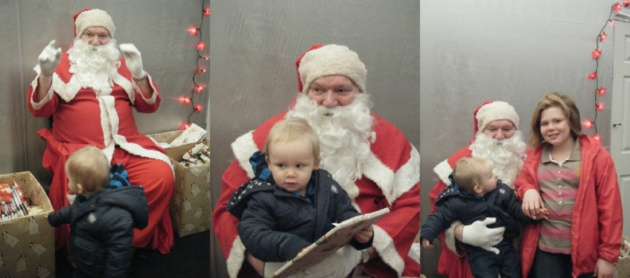 santa day out 4