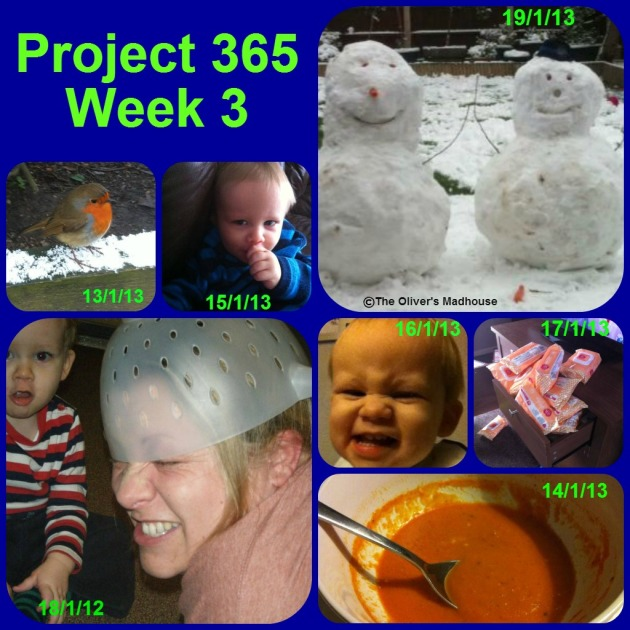 Project 365 wk3