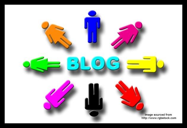 The Blogging Community